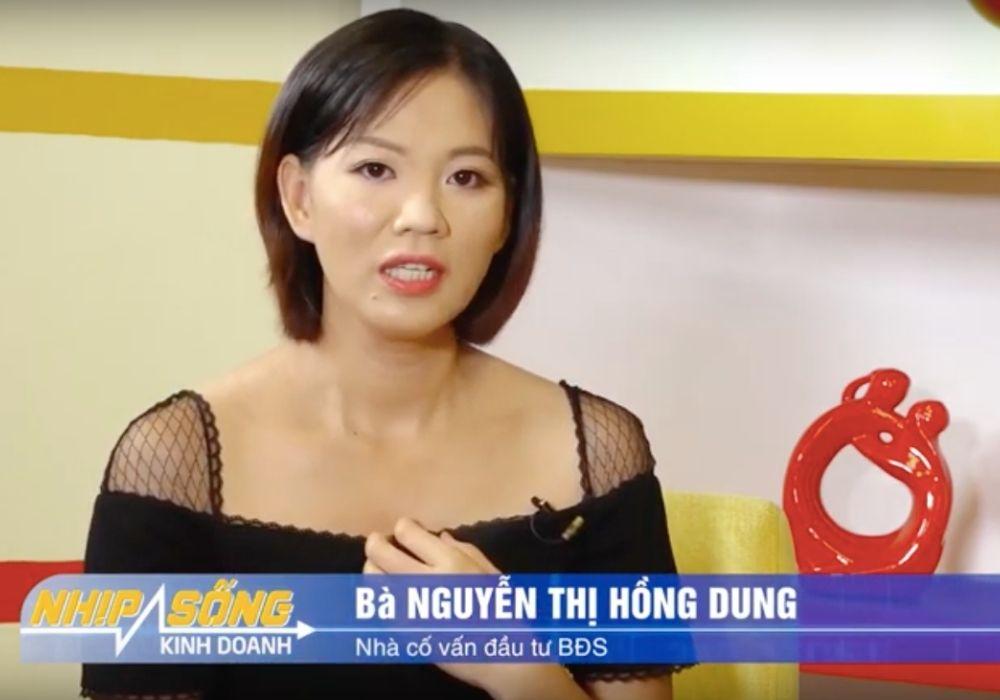 talkshow bat dong san và nhan su