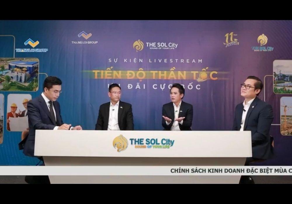 Livestream The Sol City 1